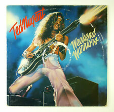 "12"" LP - Ted Nugent - Weekend Warriors - B3582 - washed & cleaned"