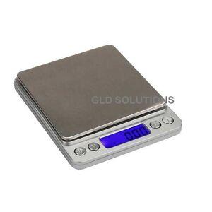 MINI BILANCIA Elettronica con CONTAPEZZI Portata 500 grammi