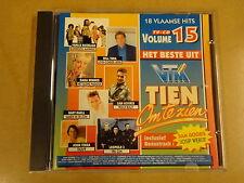 CD / HET BESTE UIT TIEN OM TE ZIEN - VOLUME 15