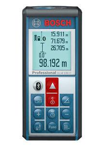 BOSCH GLM 100C Professional Laser Distance measurement rangefinder GLM 100C