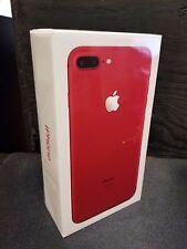 Apple iPhone 7 PLUS 128GB (PRODUCT) RED - GSM + CDMA (Verizon) UNLOCKED - NEW !