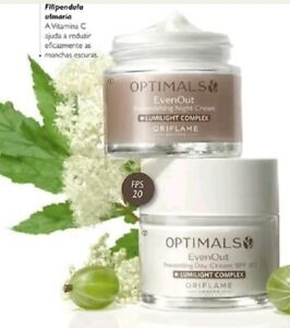Oriflame Optimals Even Out Day + Night Cream