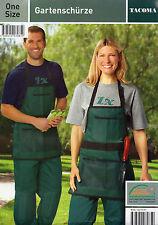 Gartenschürze Doppelpack 2 Stück Garten Kittel Gärtner Garten Arbeit Kleidung