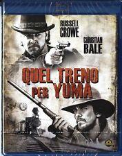 QUEL TRENO PER YUMA (2007) Russell Crowe - BLU RAY NUOVO