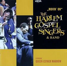 THE HARLEM GOSPEL SINGERS & BAND : MOVIN' ON / CD - TOP-ZUSTAND