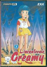 L' incantevole Creamy Vol. 3 (1983) DVD NUOVO ep.5 e 6 La leggenda del Cervo Ner