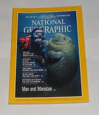 NATIONAL GEOGRAPHIC MAGAZINE SEPTEMBER 1984 - DALLAS/ICELAND RIVER/THE OKIES