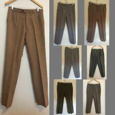 Bulk Lot: 7 x Mens Vintage Pants/Slacks. Wholesale for Resale. 1970s 80s 90s.