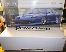 YOKOMO NISSAN 180SX DRIFT PACKAGE 1/10 SCALE EP RC CAR Dp-180SX