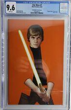 Star Wars #7 John Tyler Christopher Skywalker Negative Space Variant CGC 9.6
