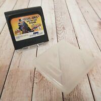 Indiana Jones The Last Crusade | Sega Game Gear | Cart & Case *Free UK Postage*