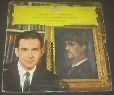 Gerard Souzay Sings Lieder Debussy Dalton Baldwin Piano DGG LPM 18758 LP 1961