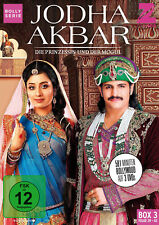 JODHA AKBAR BOX 3 -Bollywood TV-Serie -Staffel 3 Folge 29-42