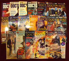 Doctor Who - Doctor Who Magazine 517 to 537