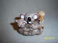 Koala Bear Miniature Figurine