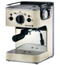 ** SUPERB ** DUALIT DCM1 / 84202 ESPRESSIVO ESPRESSO COFFEE MAKER / MACHINE