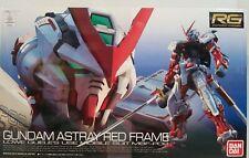Bandai 162047 1/144 Gundam Astray Red Frame MG