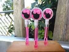 15 Disney's MINNIE MOUSE  Bubble Wands, Birthday, Party Favors burbujas mimi
