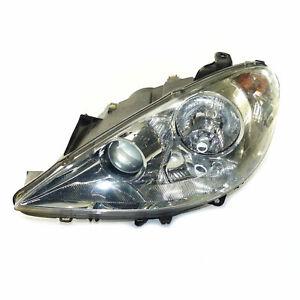 Peugeot 807 Halogen Headlight Left 6208 F1