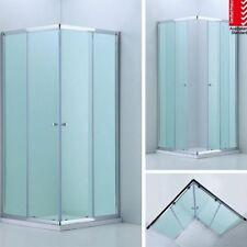 900 x 900 mm Square Sliding Shower Screen 6 mm