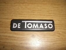 Emblem / Badge Innocenti De Tomaso ca. 8 x 2 cm zum Aufkleben