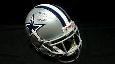 Deion Sanders Dallas Cowboys HOF 2011 Pro Line On Field Autograph FS Helmet JSA
