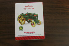 Hallmark Keepsake Ornament 2014 - John Deere Waterloo Boy - Nib