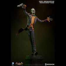SIDESHOW Batman Arkham Asylum Joker Premium Format Figure DC SEALED NEW