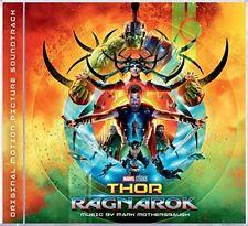 Thor: Ragnarok / O.S.T. - Mark Mothersbaugh (2017, CD NEUF)
