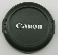 52mm Front Lens Cap Canon - Snap On - USED Z614