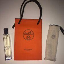 Hermes Hermessence Iris Ukiyoe 15ml EDT Eau de Toilette w/ Gift Bag & Pouch