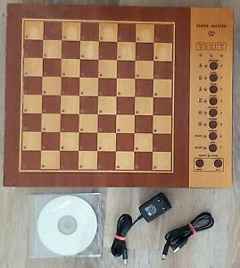 Chess-Master DDR-Schachcomputer mit neue Elektronik 6MHz