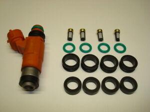 2006-2007 Suzuki GSXR600 GSXR750 SV650 DL650 Fuel Injector Rebuild Parts Kit