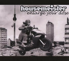HOUSEMEISTER = enlarge your dose = Funky Electro Trash Dance Beat Grooves !!!