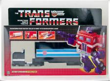 Transformers G1 Reissue Autobot Black Optimus Prime