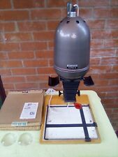 VINTAGE GNOME UNIVERSAL ALPHA II PICTURE ENLARGER AS SHOWN AND ALL COMPLETE