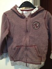 Boys Hooded Top Age 4-5 Years