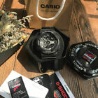 New Casio G-Shock GA110GB-1A Men's Watch Black Dial Resin Strap Chronograph Us