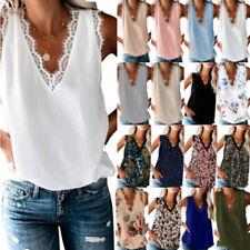 Women Leopard Sleeveless Loose T Shirts Summer Casual Blouse Chiffon Tank Top