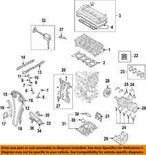 2007-2012 Mazda CX-7 Camshaft Cam Lever Genuine OEM New L3K9-12-671
