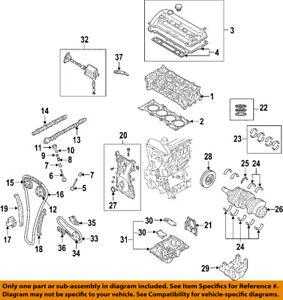 MAZDA OEM 07-12 CX-7-Valve Cover Gasket L3K910230