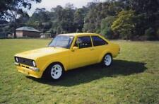 FORD ESCORT MK 2 MARK 2 SET GUARD FORREST FLARES BODY KIT  RALLY RACE  RS 2000