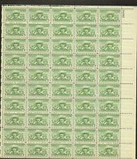 983 Puerto Rico MNH Sheet CV $17.50