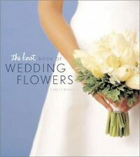 The Knot Book of Wedding Flowers-ExLibrary
