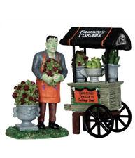 Lemax Spooky Town Graveyard Bouquets Set of 2 32114