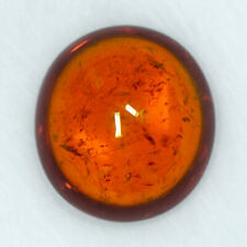 Special Offer Natural Fanta Orange Spessartite Garnet Oval Cabochon Gemstone