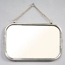 Rectangle Vintage/Retro Metal Frame Decorative Mirrors