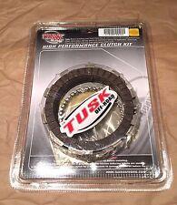 Honda TRX 400EX 1999–2008 400X 2009-2014 Tusk Clutch Kit Steel & Friction Plates