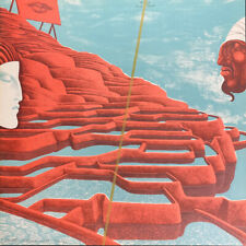 Mati (Abdul) Klarwein AS YOURSELF 1978 Signed Limited Edition Art Lithograph