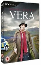 Vera: Complete Series 6: New DVD - Brenda Blethyn